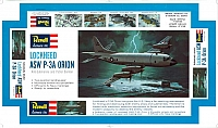 Revell Lockheed P-3A Orion 1965
