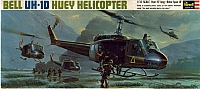 Revell Bell UH-1D Huey 1969