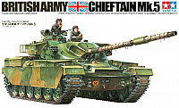 Tamiya Chieftain Mk.5 British Tank