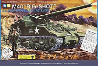 Tamiya M40 Big Shot Howitzer