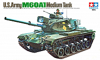 Tamiya M60A1 US Army Medium Tank