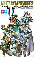 Tamiya MM German Observation Group