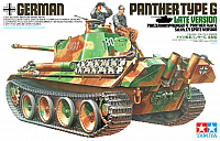 Tamiya Panther Type G