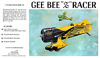 Williams Brothers Gee Bee Z Racer