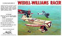 Williams Brothers Wedell-Williams Racer