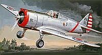 Curtiss P-36 Hawk UPC-8006
