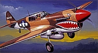 Curtiss P-40N Warhawk UPC-8012