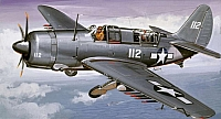 Curtiss SB2C-4 Helldiver UPC-8009