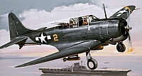 Douglas SBD-5 Dauntless UPC-8008