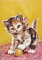 Sassy the Kitten Rev-H1903