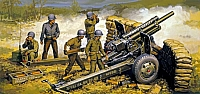US Army 105mm Howitzer Rev-H539