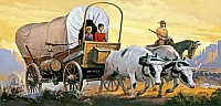 Covered Wagon Rev-H505