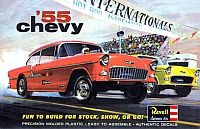 00 Revell '55 Chevy FD-960