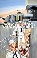 Aurora 410 US Navy Sailor Ed Marinelli-960