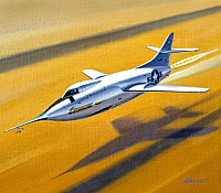 Douglas D-558-2 Skyrocket by Mike Machat-960