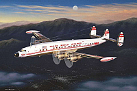 Lockheed Constellation Super-G TWA-960
