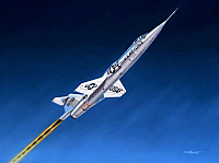 Lockheed NF-104 Starfighter-960