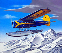 Lockheed Vega Alaska AL by Mike Machat-960