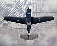 Mooney Acclaim S 'The Batmobile' 2009-960